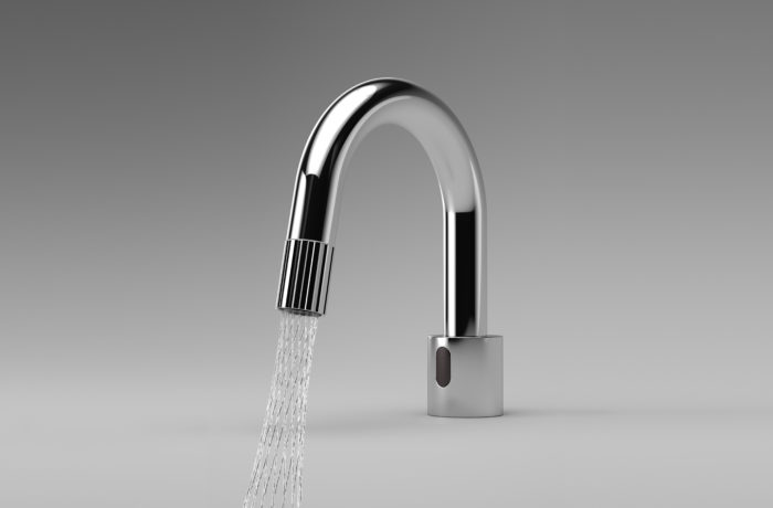 Swiss Eco Tap Electronic Twist